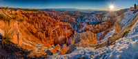 Bryce Canyon Pano - Inspiration point