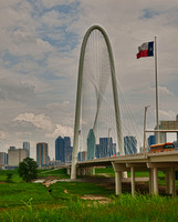 Margaret Hunt Bridge Dallas, TX