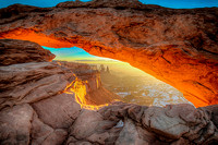 Mesa Arch - Canyon Lands NP